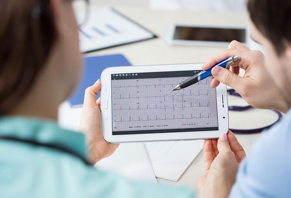 EKG - Elektrokardiographie